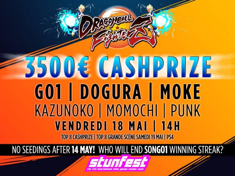 Dragon Ball FighterZ Stunfest 2018